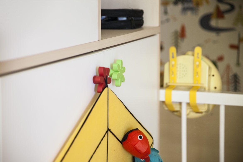 Интериорен дизайн - детска стая - детайл
