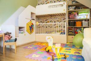 Интериорен дизайн - детска стая - интериорен дизайн от Night Fox Design