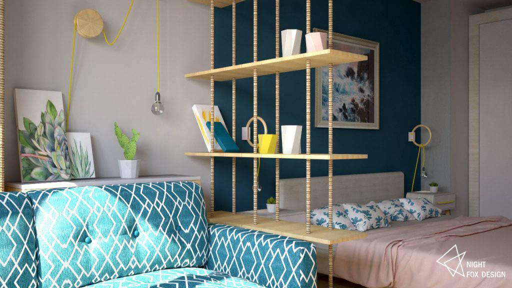 Интериорен дизайн - ваканционен имот
