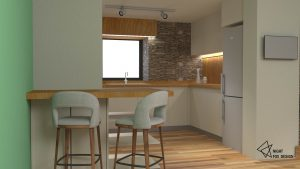 Интериорен дизайн - кухня
