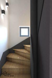 Интериорен дизайн - стълбище