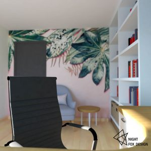 интериорен дизайн - къща - София