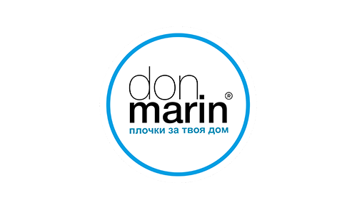 don marin logo