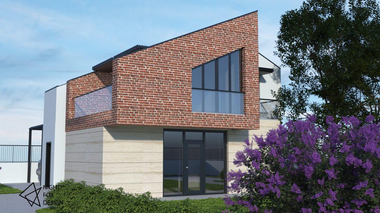 Архитектура - къща